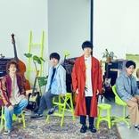 sumika アルバム『AMUSIC』より、大正ロマン溢れる「祝祭」のMVを公開