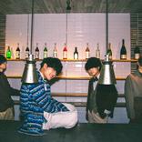 クジラ夜の街、初のフルアルバム『海と歌詞入り瓶』より「Golden Night」ミュージックビデオを公開