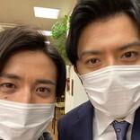 藤森慎吾と激似のイケメンアナって?/ワンオクTakaとの父子写真を森進一が公開