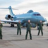 イギリス空軍センチネル R1地上監視機がラストフライト 14年の歴史に幕