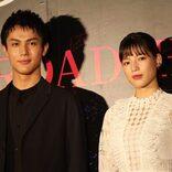 中川大志「杏奈ちゃんの作品に対する覚悟を感じた」 石井杏奈、撮影後は「抜け殻のような状態に」