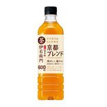サントリー、琥珀色のブレンド茶「伊右衛門 京都ブレンド」4月6日新発売