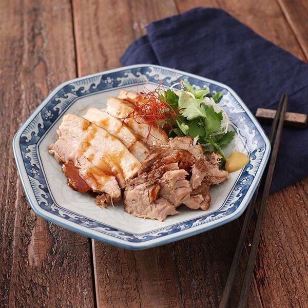 海鮮丼に合うお肉レシピ!本格チャーシュー