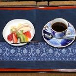 渡辺王将、佐賀県産イチゴ「いちごさん」のフルーツ盛り合わせ注文 王将戦第5局午前のデザート