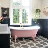 お風呂で「観葉植物」を楽しもう。緑を置いてリラックスできる空間づくりを