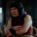 金太郎が他の昔話とのコラボを提案!!『LAWSON×三太郎』