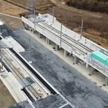 JR東日本、東北・上越新幹線の大規模改修に向けて技術開発推進 模擬設備を構築