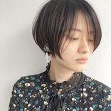 大人っぽいが叶う《前髪なし×ショートヘア》特集!伸ばしかけの前髪にもおすすめ