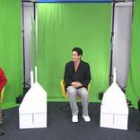 浜田雅功の無茶ぶりに「笑い飯」哲夫が奮闘 9日放送「ごぶごぶ」で小手伸也、鈴木伸之をもてなし