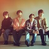 マカロニえんぴつ、4/21にメジャー1stシングル『はしりがき』EPをリリース