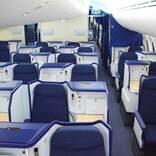 ANA、東京/羽田~札幌/千歳線への国際線仕様777投入継続 ビジネスクラスは普通席開放