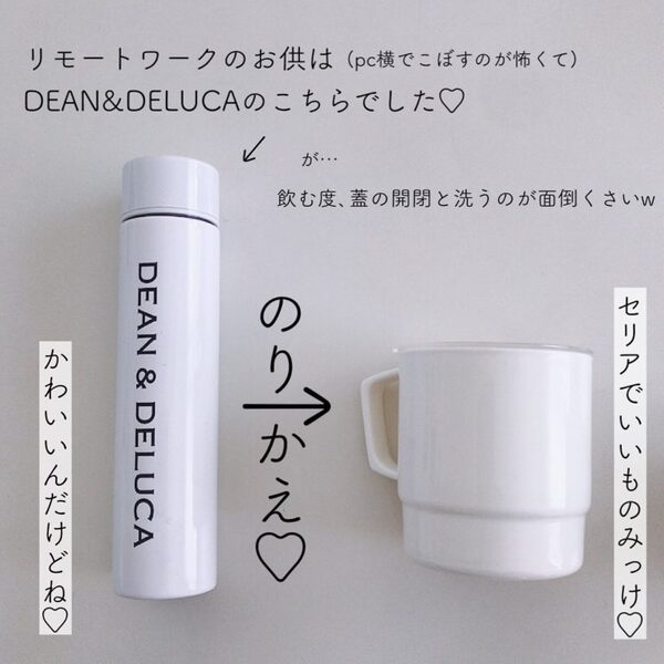 セリアプラスチック食器1