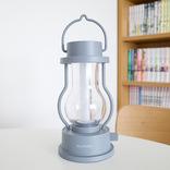 BALMUDAのランタンの絶妙な灯りで「寝る前に小さな灯りでゆっくり過ごす時間」が生まれたよ