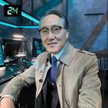 佐野史郎、66歳のBD祝福&劇中で見せない笑顔ショット!