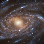 ハッブル宇宙望遠鏡がとらえた銀河がこの世のものとは思えないほど美しい