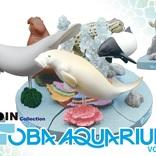 鳥羽水族館限定カプセルトイ第2弾登場 連結することで1つのジオラマになる動物フィギュアシリーズ