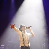 【アニサマナイト2】オーイシマサヨシ「夢が叶った瞬間」自身初のトリ、感謝のパフォーマンス
