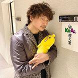 香取慎吾、ナナナを優しく抱える「ナナナになりた~い」