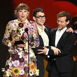 【第63回グラミー賞】テイラー・スウィフト『フォークロア』が<年間最優秀アルバム>を受賞