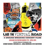 U2のライヴ映像4本が、画質も音質もグレードアップしてYouTubeで48時間限定配信!