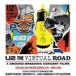 U2、初デジタル配信作を含むライブ映像4本をYouTubeで48時間限定公開へ