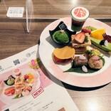 """""""桜×茶""""のスイーツでお花見気分を味わえるアフタヌーンティー「レストラン 1899 お茶の水」"""
