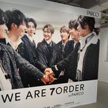 ここでしか見られない7ORDERに加え、武道館ライブの表と裏を余すところなく披露した『WE ARE 7ORDER IN PARCO』レポート