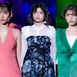 よしあき&ミチ・景井ひな・井手上漠ら、最先端XRファッションショーに美しく登場