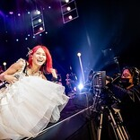 <ライブレポート>LiSA「新しいライブの遊び方を作ろう!」1年ぶり有観客ライブを配信