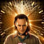 首には「DANGER」と書かれた拘束具……宇宙一の裏切り王子が世界を引っ掻き回す!?  『ロキ』キービジュアル初解禁