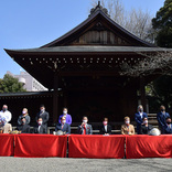 靖国神社奉納プロレスに20団体から総勢54選手が参戦! 大谷晋二郎「お天気の神様から当日は晴れ確定」