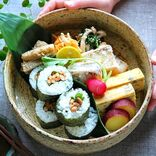 パーティーやお弁当にもおすすめ!美味しくて豪華なアレンジ巻き寿司アイデア