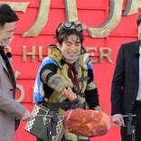 和牛、『モンハン』肉焼きイベントに登場も豪州産と発覚「なんで呼ばれたかわからへん」