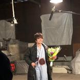 武田航平、血まみれ衣装で『24 JAPAN』クランクアップ