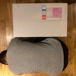 【え?】Nintendo Switchをより楽しめるという「春の福袋(8000円)」を買ったら…人間が入れそうなほどデカいダンボール箱が届いてビビった