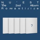 NU'EST、約7年ぶりフルアルバム『Romanticize』リリース決定 日本特設サイトも公開