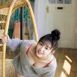 絶品プロポーション 吉澤遥奈「じつは密かにスタイルには自信があって(笑)」