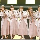 日向坂46 2周年、乃木坂46&櫻坂46両キャプテンからの祝福サプライズに感激