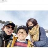 金子恵美、長男の顔出し終了を報告 ニッチェ江上や鈴木紗理奈らが子どもの顔出しをやめたタイミングは?
