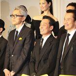 松重豊、若手バイプレーヤーに期待 田口トモロヲ「大杉漣さんと共に、大きくて広い場所に着けた」
