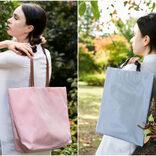シアー感が春っぽい♡軽やかメッシュ素材の大きめバッグ特集