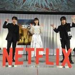 『ネトフリアニメ』AnimeJapanステージレポート:津田健次郎・高野麻里佳・森川智之が登壇、新作アニメの見どころを紹介