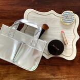 【話題の付録】『&ROSY』5月号のRMKコスメバッグが、コンパクトなのに驚きの大容量!