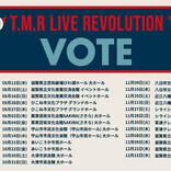 T.M.Revolution、滋賀県下10市をまわる全25公演のツアーを開催