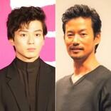 竹野内豊と5歳の新田真剣佑、20年前の2ショットから変わらぬ関係が「本物のお父さんみたい」