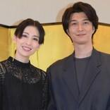 雛形あきこ&天野浩成夫妻、初会見でラブラブ ステイホームも「ストレス感じなかった」