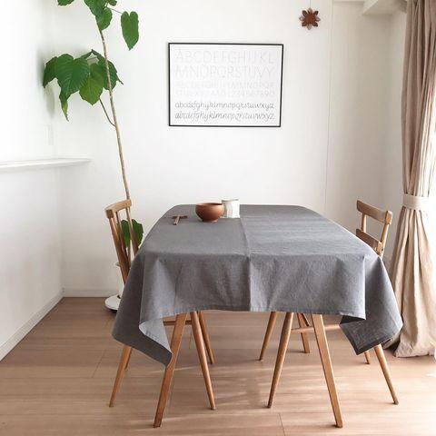 ぬくもりに北欧感が漂う木製ダイニング家具
