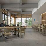 ブランド初の公園内カフェ「ブルーボトルコーヒー 渋谷カフェ」がオープン