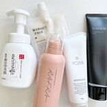肌のお悩み別に選びたい! マスクや花粉の肌トラブルを解消する優秀「洗顔料」5選