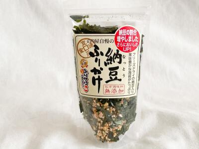 通宝海苔 納豆ふりかけ 324円(税込)